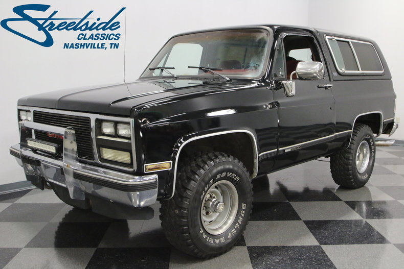 For Sale: 1990 GMC Jimmy 4x4