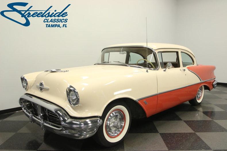 For Sale: 1956 Oldsmobile 88
