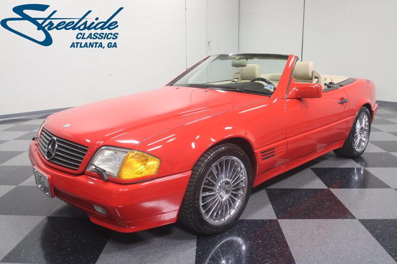 For Sale: 1992 Mercedes-Benz 500SL