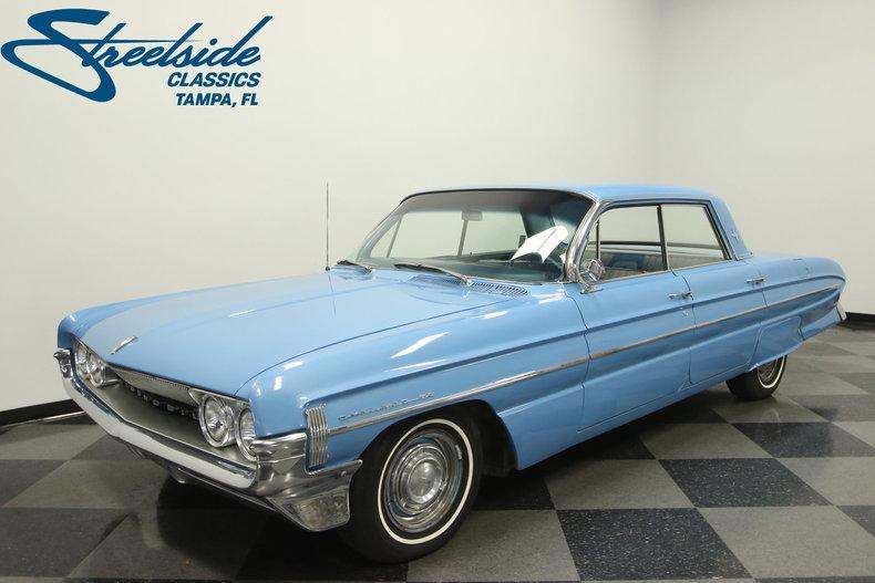 For Sale: 1961 Oldsmobile Dynamic 88