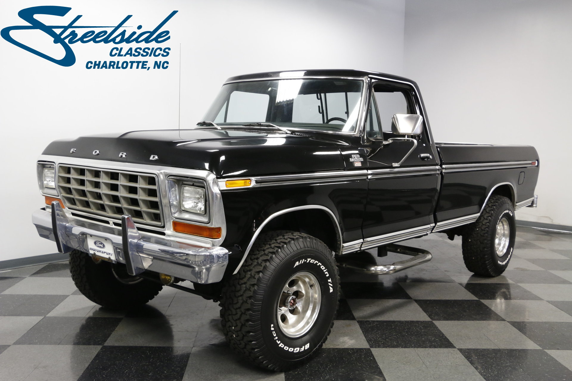 Ford Fort Worth >> 1979 Ford F-150 | Streetside Classics - The Nation's Trusted Classic Car Consignment Dealer