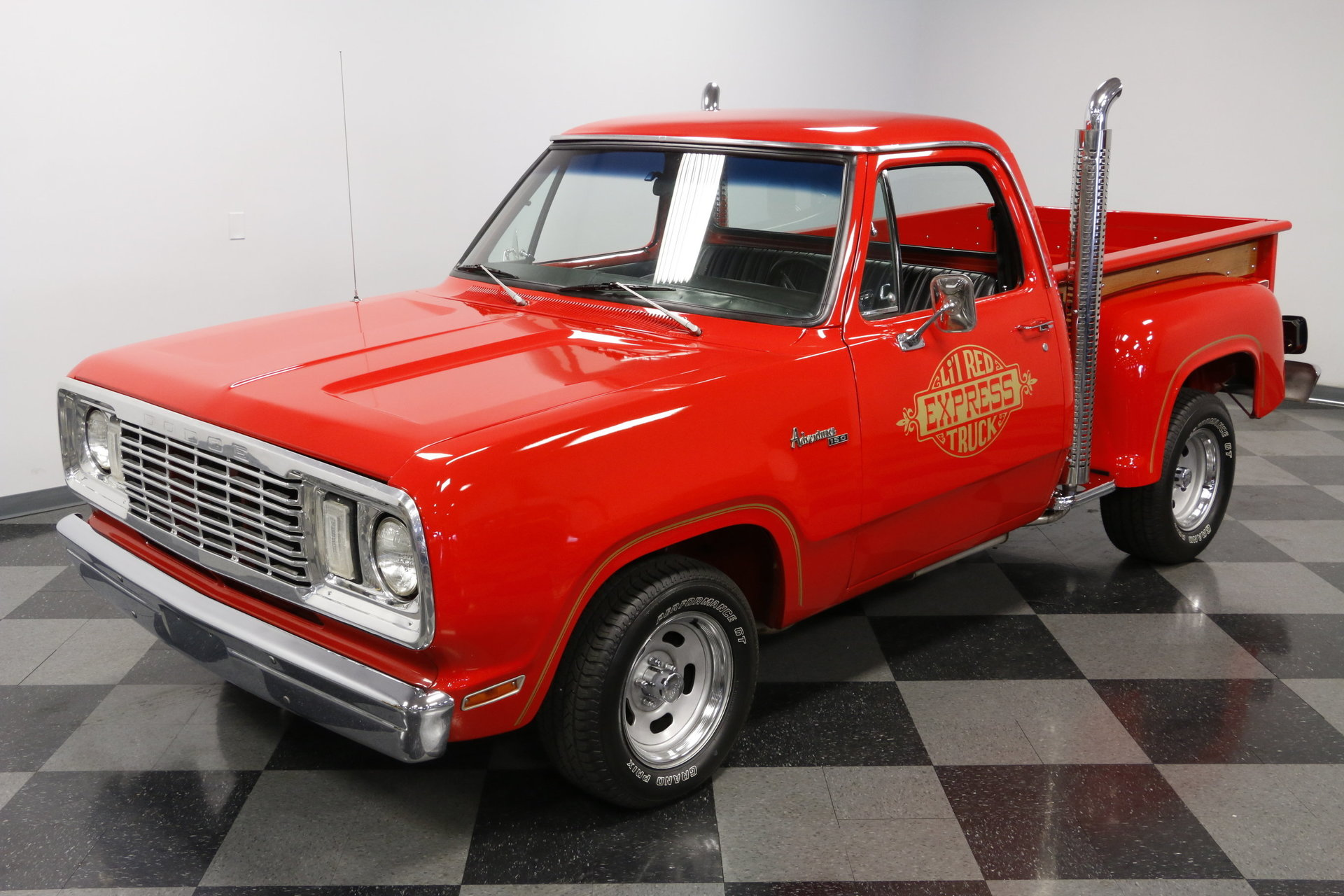 Dodge Dealer Tampa >> 1978 Dodge Lil Red Express | Streetside Classics - The ...