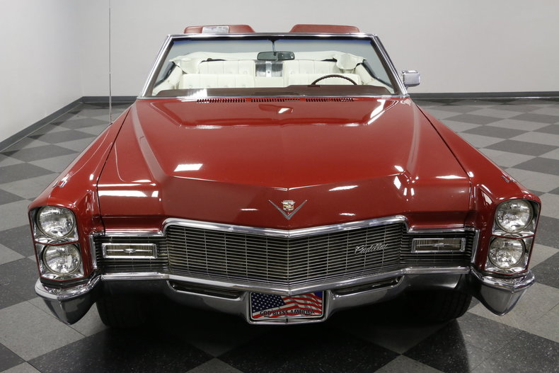 1968 1968 Cadillac DeVille For Sale