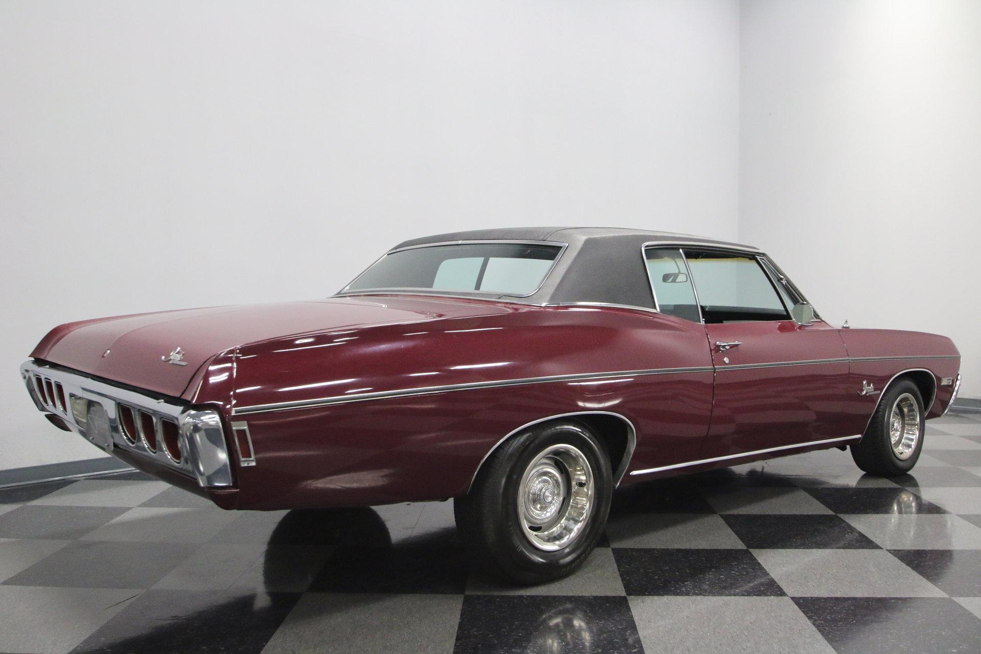 1968 Chevrolet Impala Streetside Classics The Nations Trusted 2 Door Show More Photos