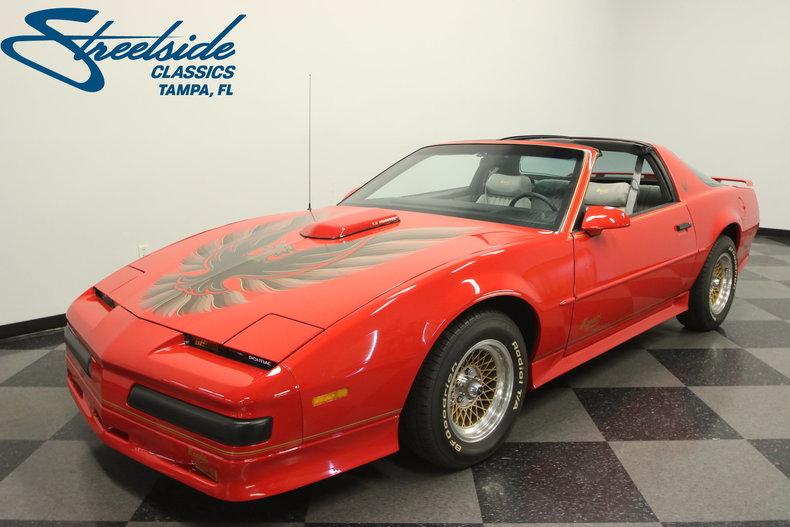 For Sale: 1990 Pontiac Firebird