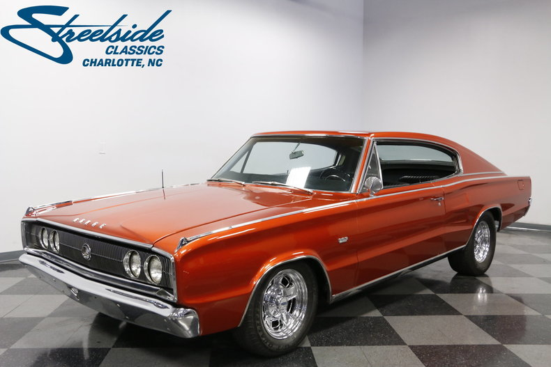 For Sale: 1967 Dodge Charger