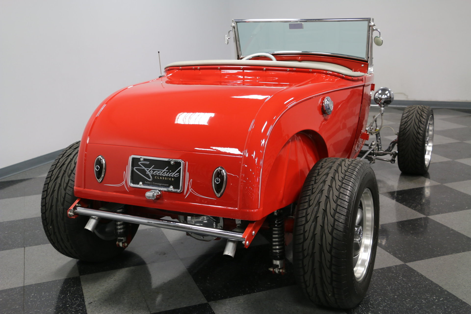 1929 Ford Model A Roadster for sale #85075 | MCG