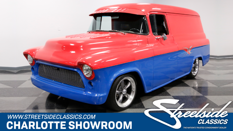 For Sale: 1955 Chevrolet Panel Delivery