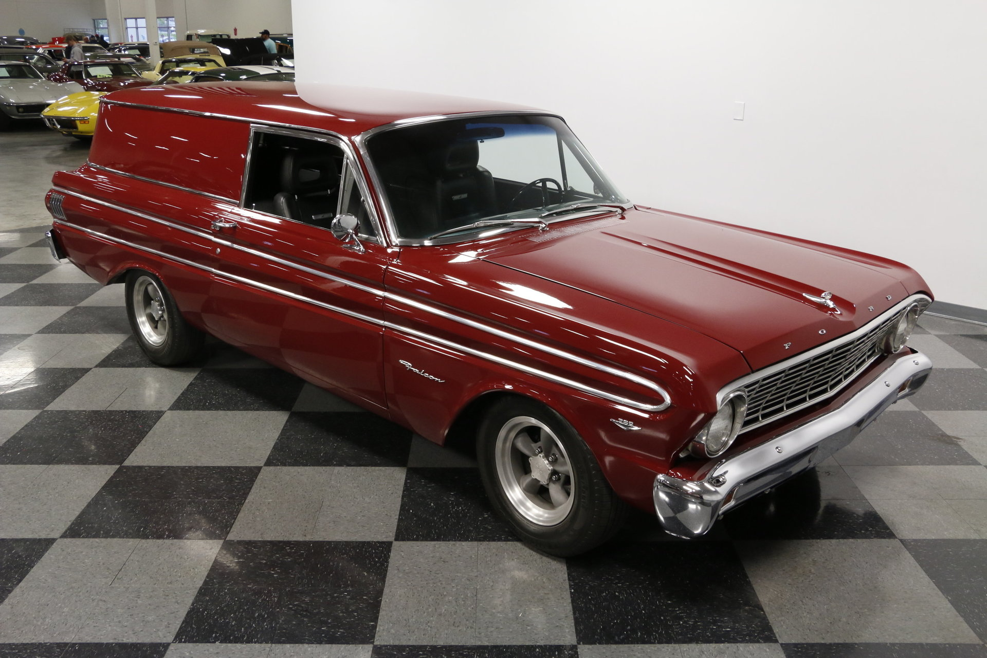 1964 ford falcon sedan delivery for sale 85780 mcg. Black Bedroom Furniture Sets. Home Design Ideas