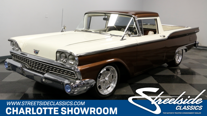 For Sale: 1959 Ford Ranchero