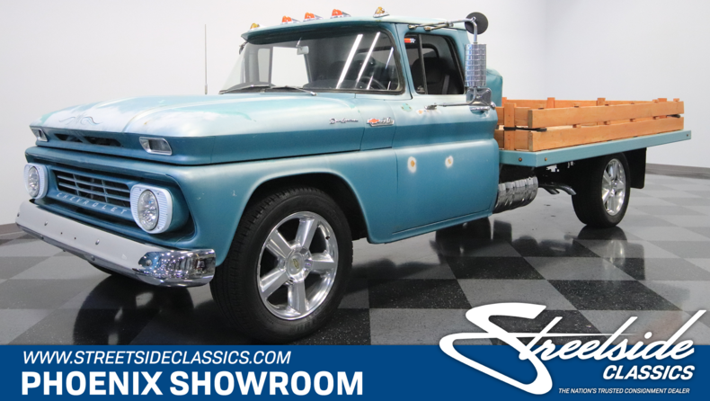 For Sale: 1962 Chevrolet C40
