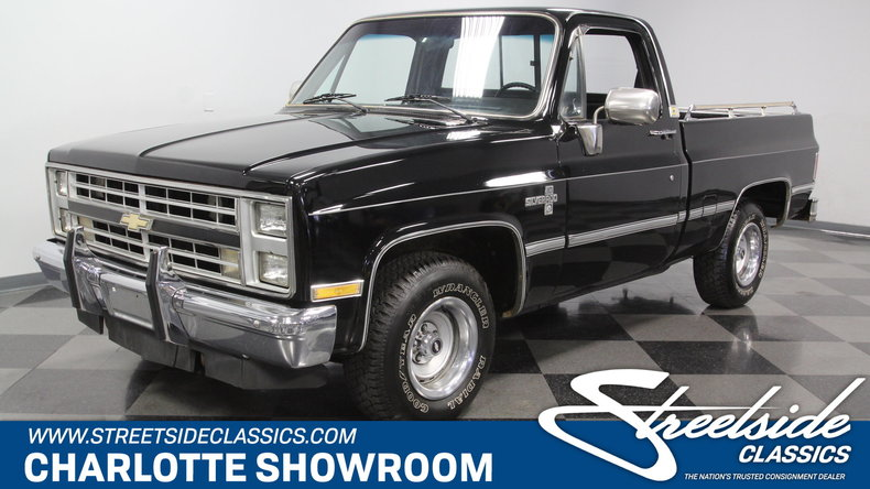 For Sale: 1986 Chevrolet C10