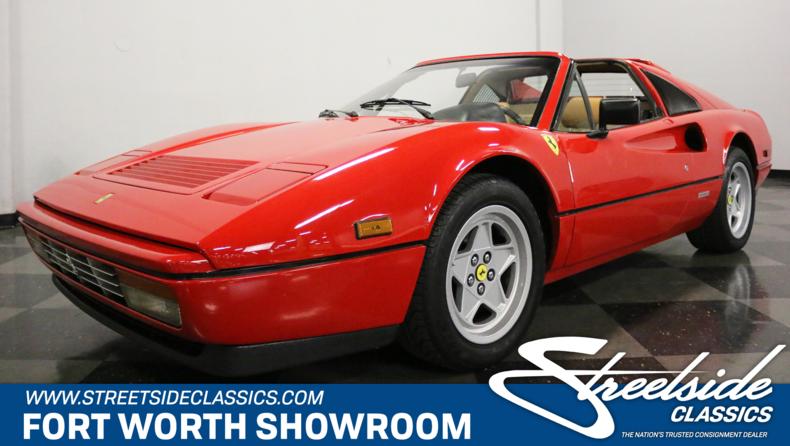 For Sale: 1986 Ferrari 328 GTS