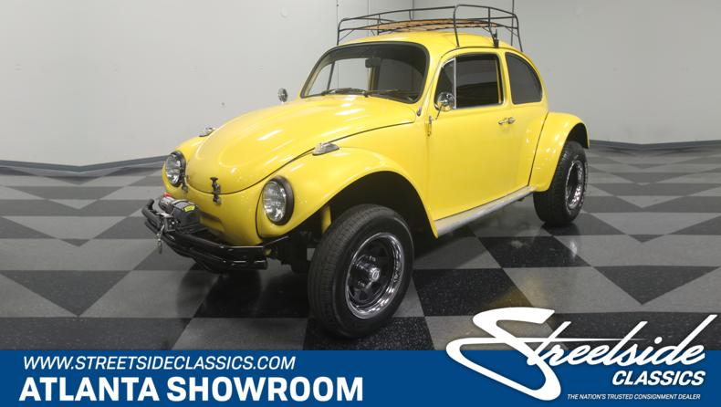 For Sale: 1969 Volkswagen Baja Beetle