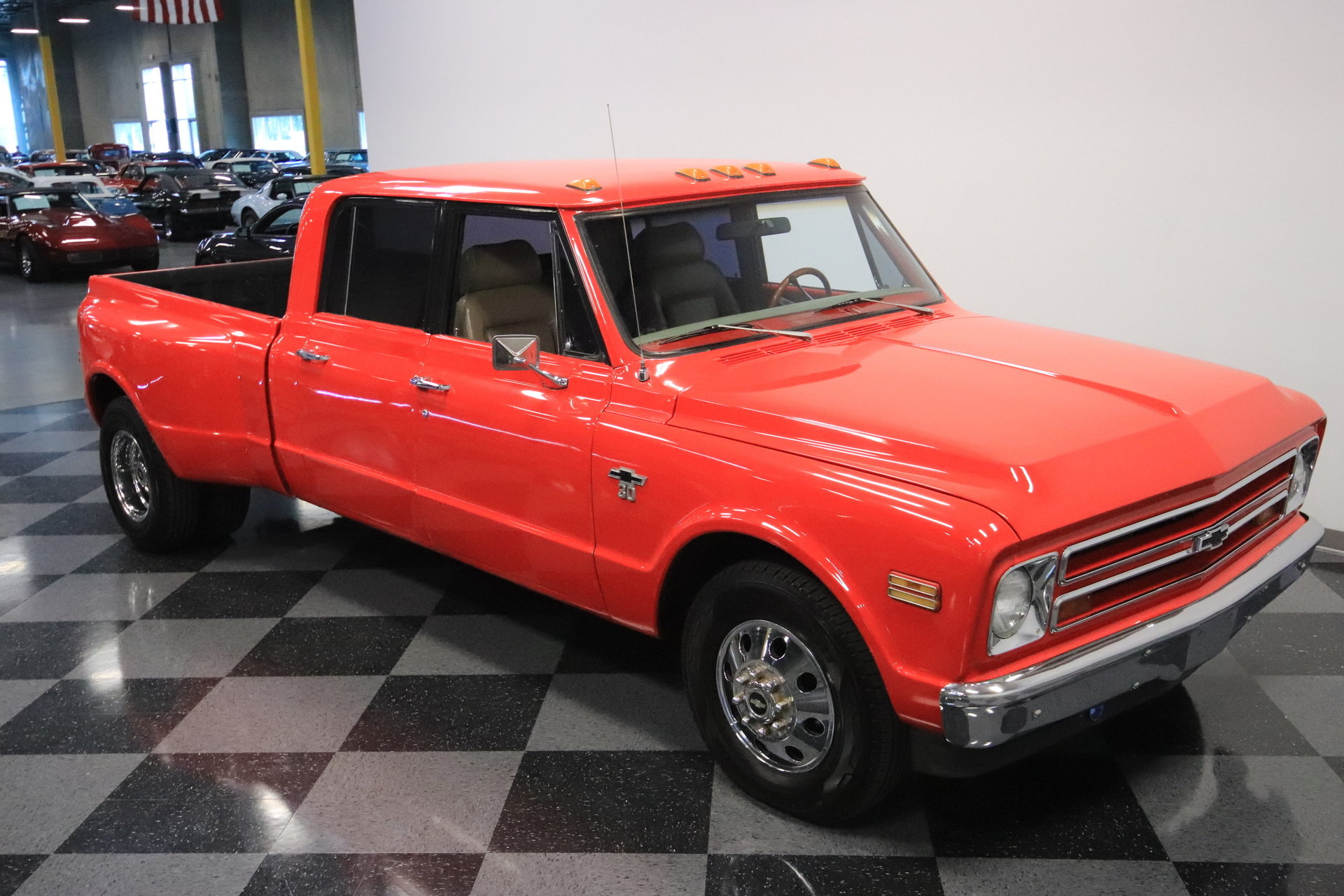 1968 Chevrolet C30 Streetside Classics The Nations Trusted Crew Cab Show More Photos