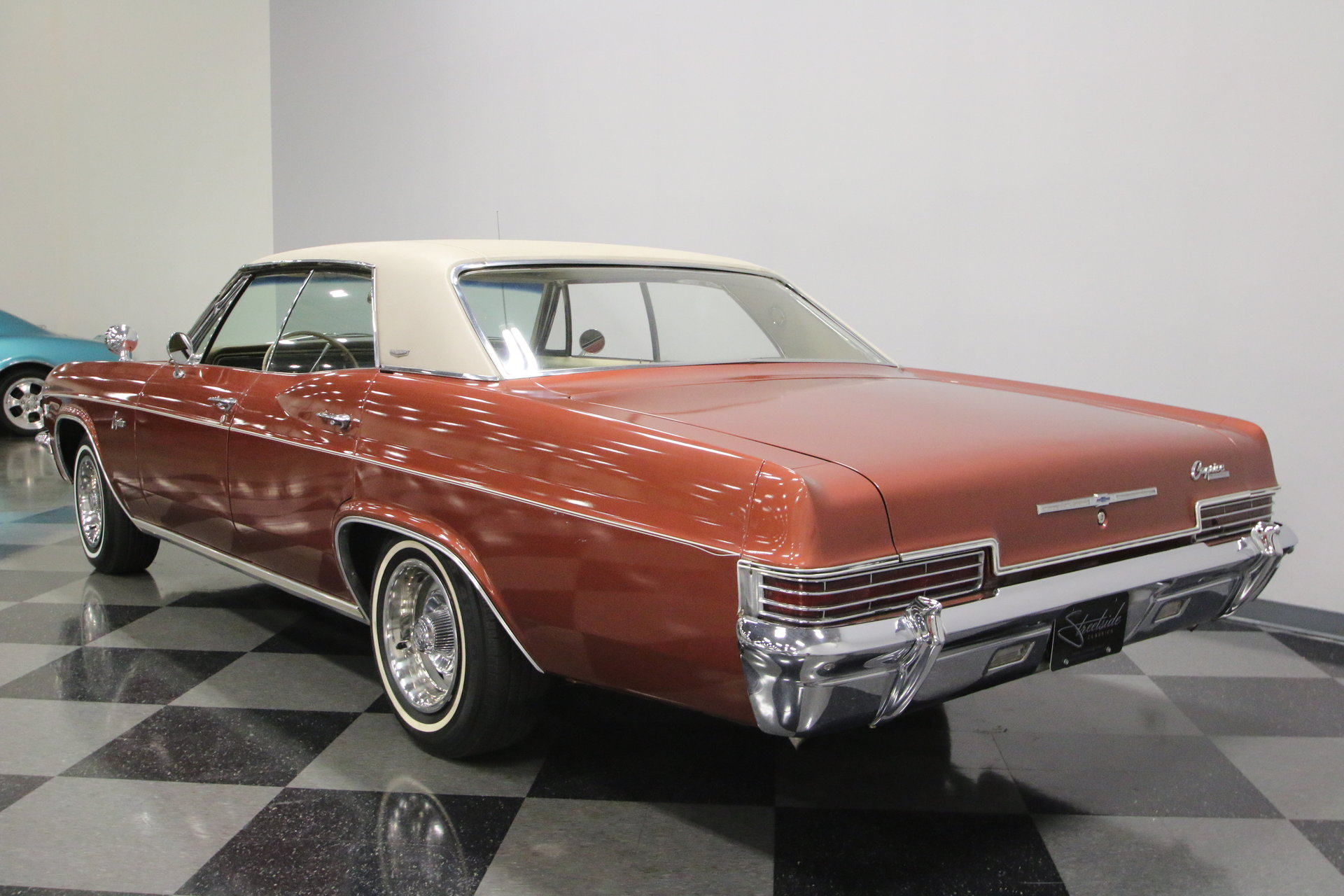 1966 Chevrolet Caprice Berlin Motors 2 Door For Sale