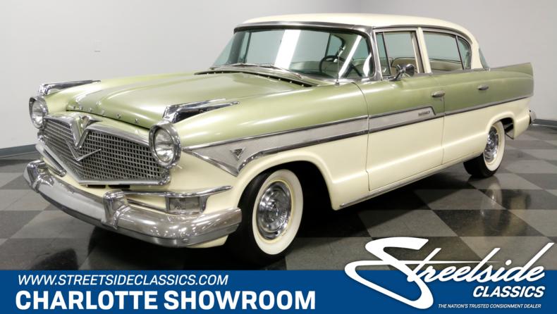 For Sale: 1957 Hudson Hornet