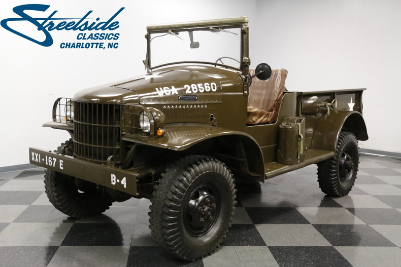 For Sale: 1941 Dodge WC3