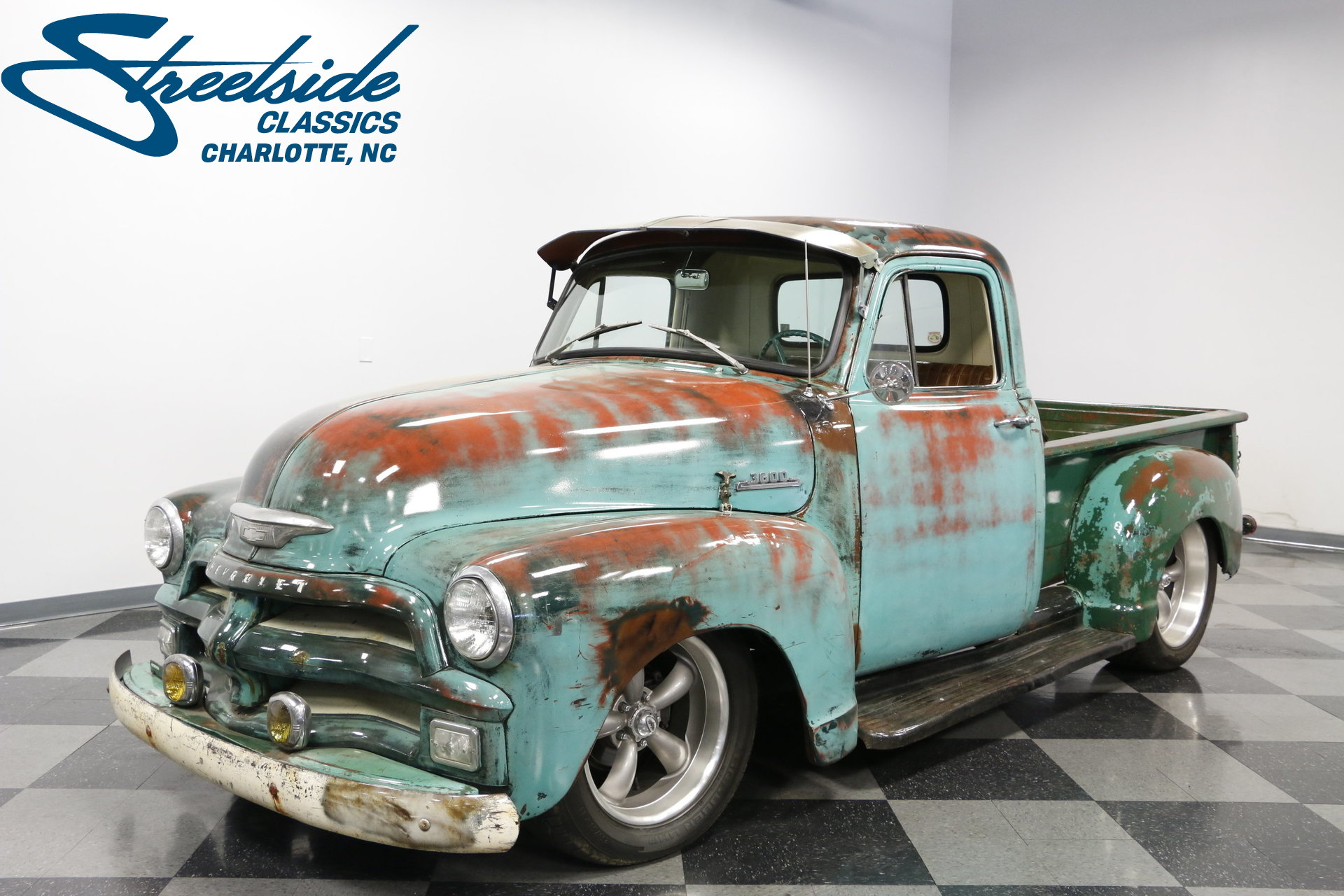 Inventory My Classic Garage 1942 Chevy Truck Patina