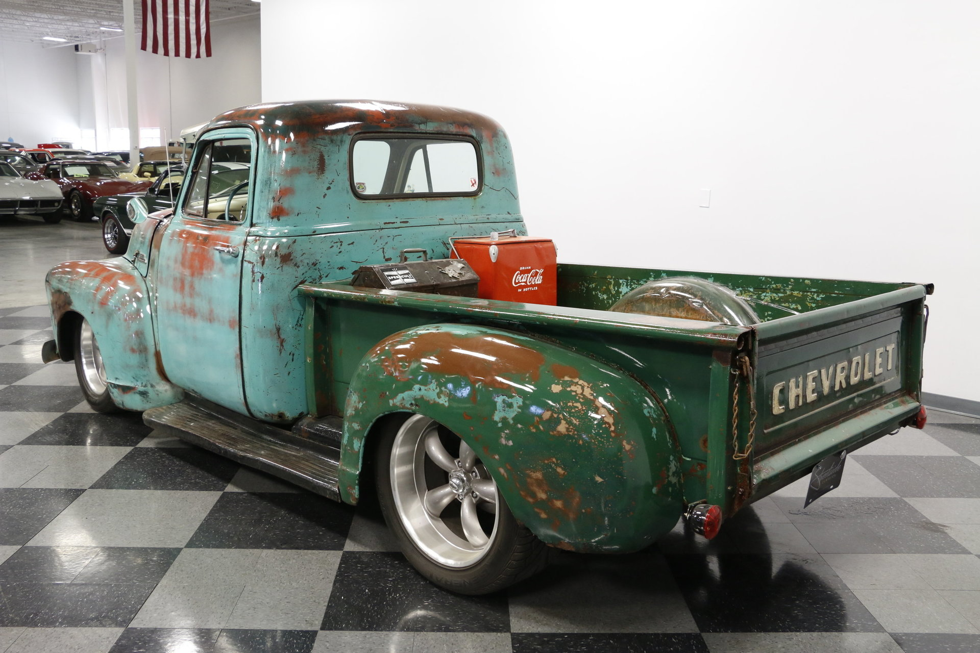 1954 Chevrolet 3100 Streetside Classics The Nations Trusted Pickup Truck View 360
