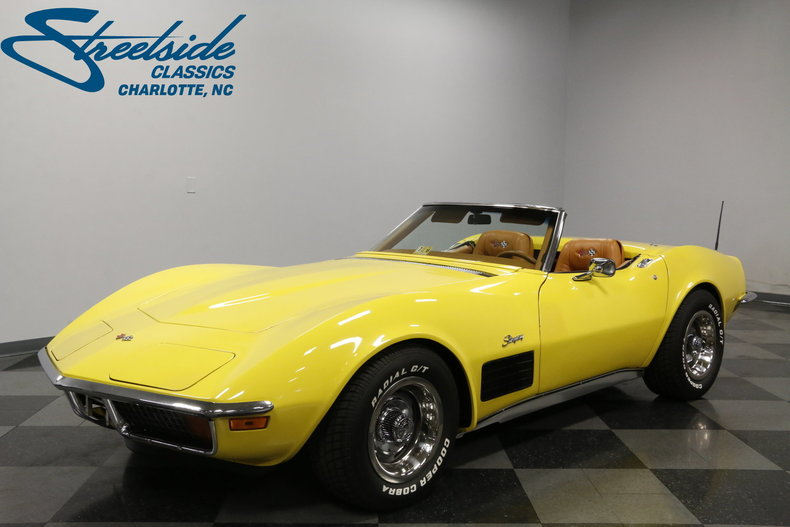 For Sale: 1970 Chevrolet Corvette