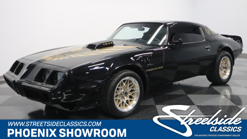 For Sale: 1980 Pontiac Firebird