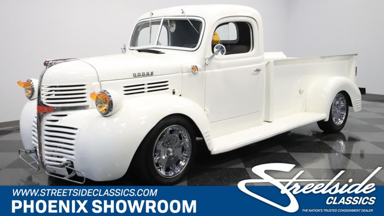 For Sale: 1947 Dodge Pickup