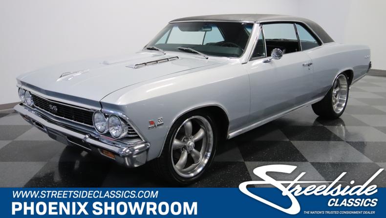 For Sale: 1966 Chevrolet Chevelle