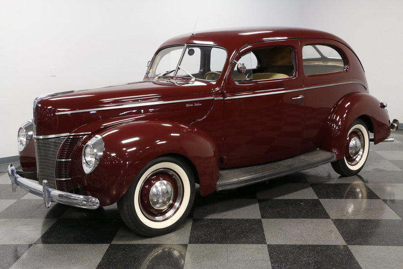 1940 1940 Ford Deluxe For Sale