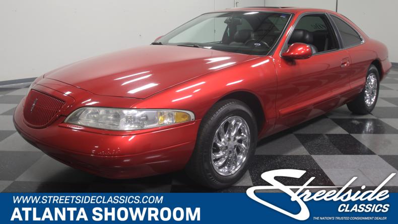 For Sale: 1997 Lincoln Mark VIII