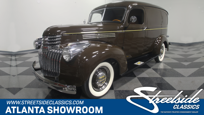 For Sale: 1941 Chevrolet Panel Delivery