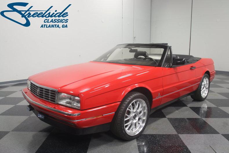 Used Cadillac Allante For Sale Conyers, GA - CarGurus