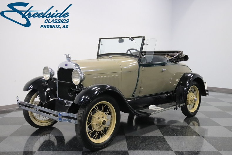 For Sale: 1929 Ford Model A