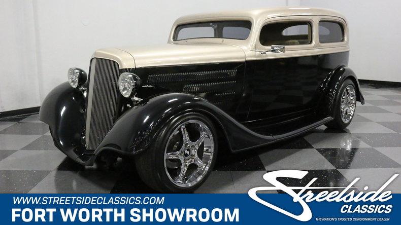 For Sale: 1934 Chevrolet Sedan