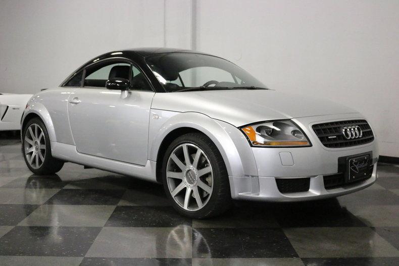 2006 Audi Tt Streetside Classics The Nation S Trusted