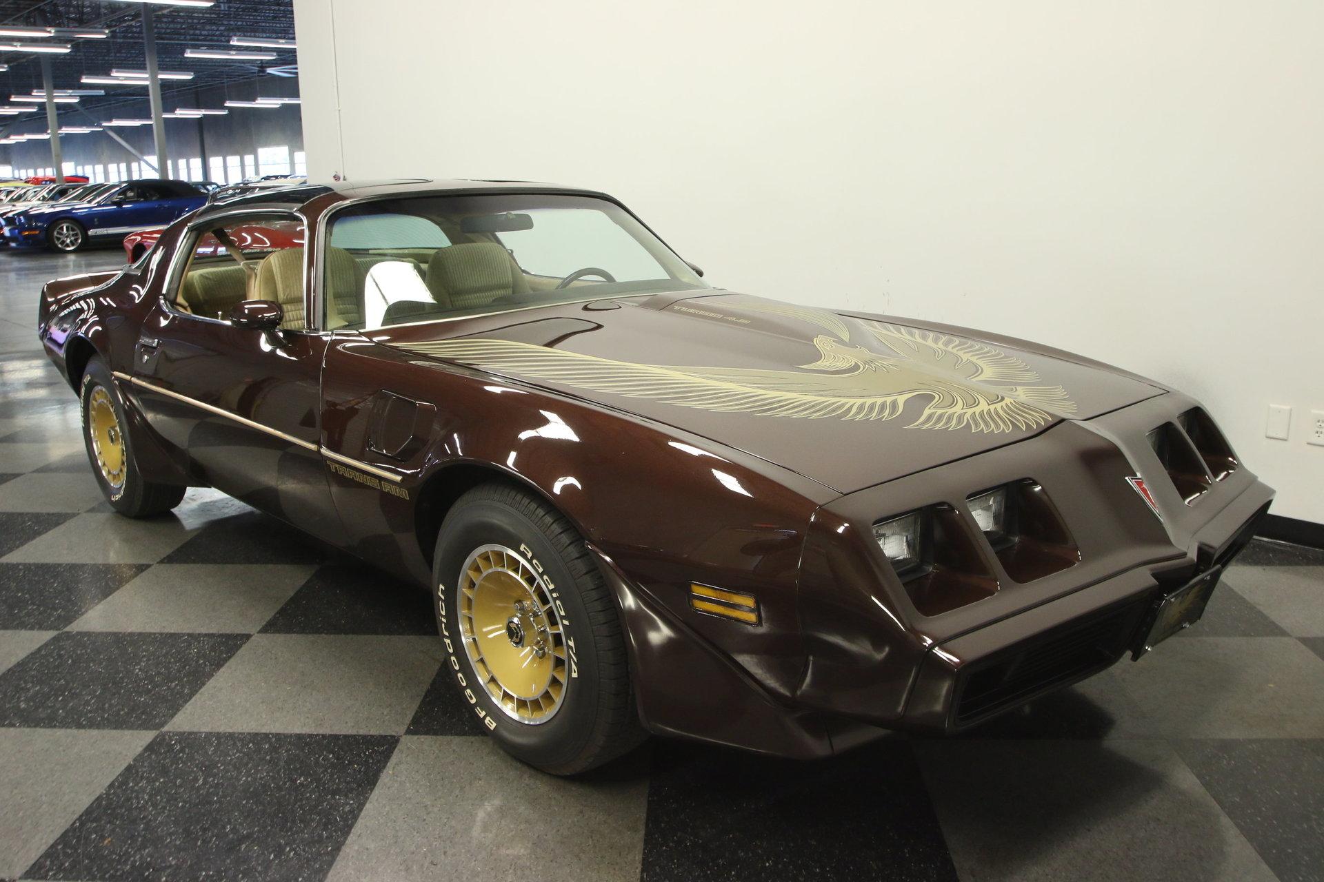 1981 pontiac firebird trans am turbo ws6 for sale 98167 mcg. Black Bedroom Furniture Sets. Home Design Ideas