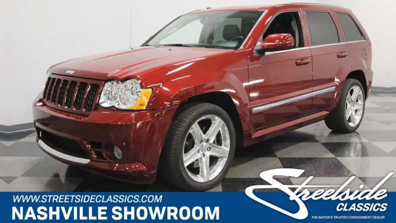 For Sale: 2008 Jeep Grand Cherokee