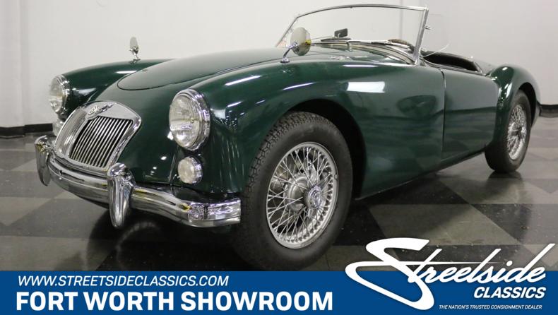 For Sale: 1960 MG MGA