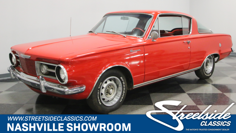 For Sale: 1965 Plymouth Barracuda