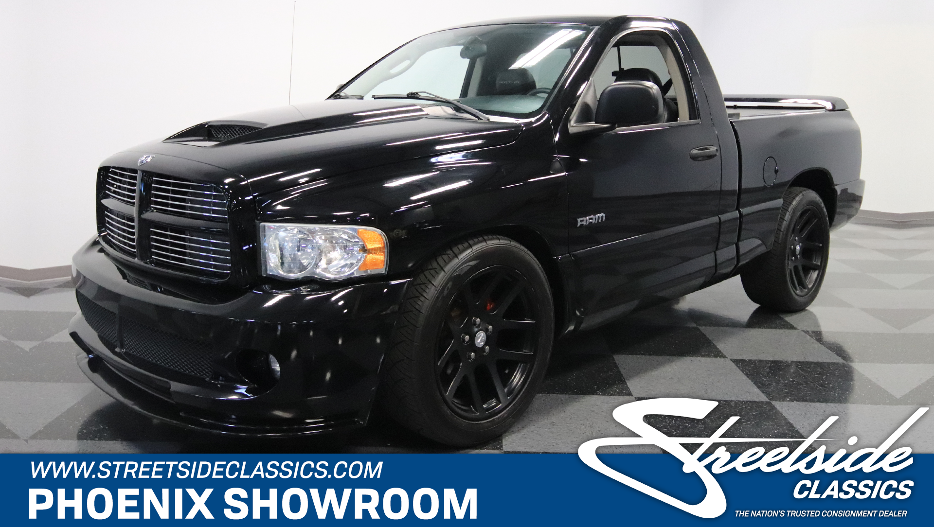 2005 dodge ram streetside classics the nation 39 s trusted classic car consignment dealer. Black Bedroom Furniture Sets. Home Design Ideas