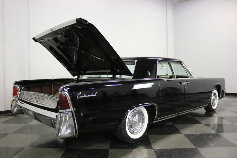 1962 1962 Lincoln Continental For Sale