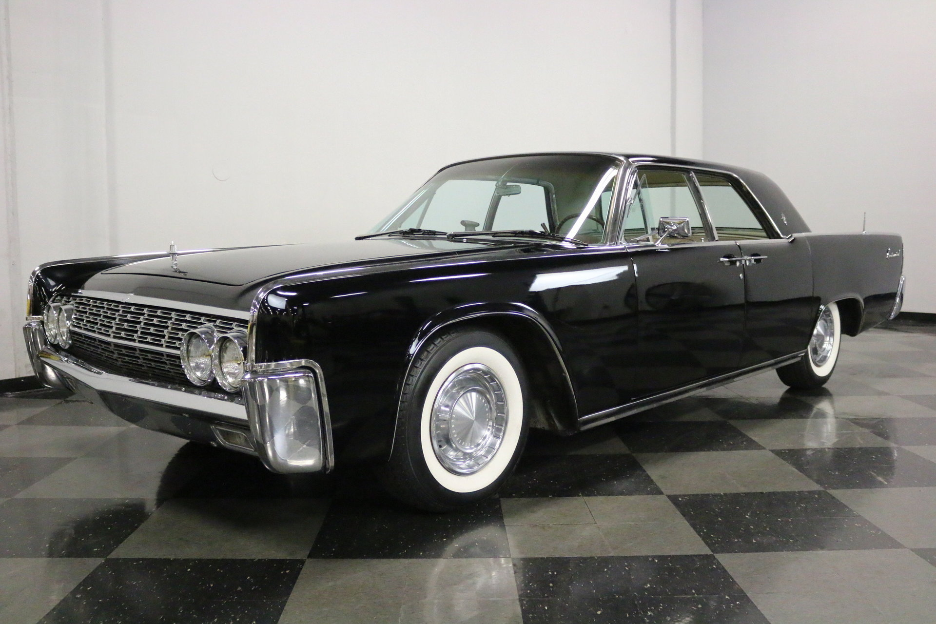 High Point Auto Sales >> 1962 Lincoln Continental | Streetside Classics - The Nation's Trusted Classic Car Consignment Dealer