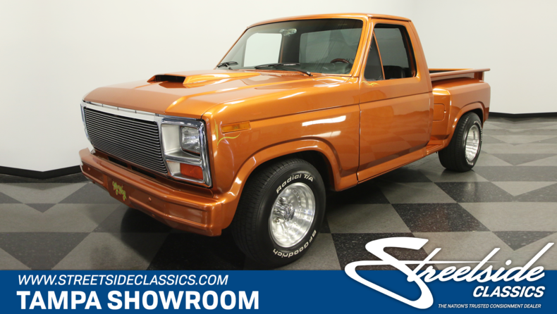 For Sale: 1982 Ford F-150