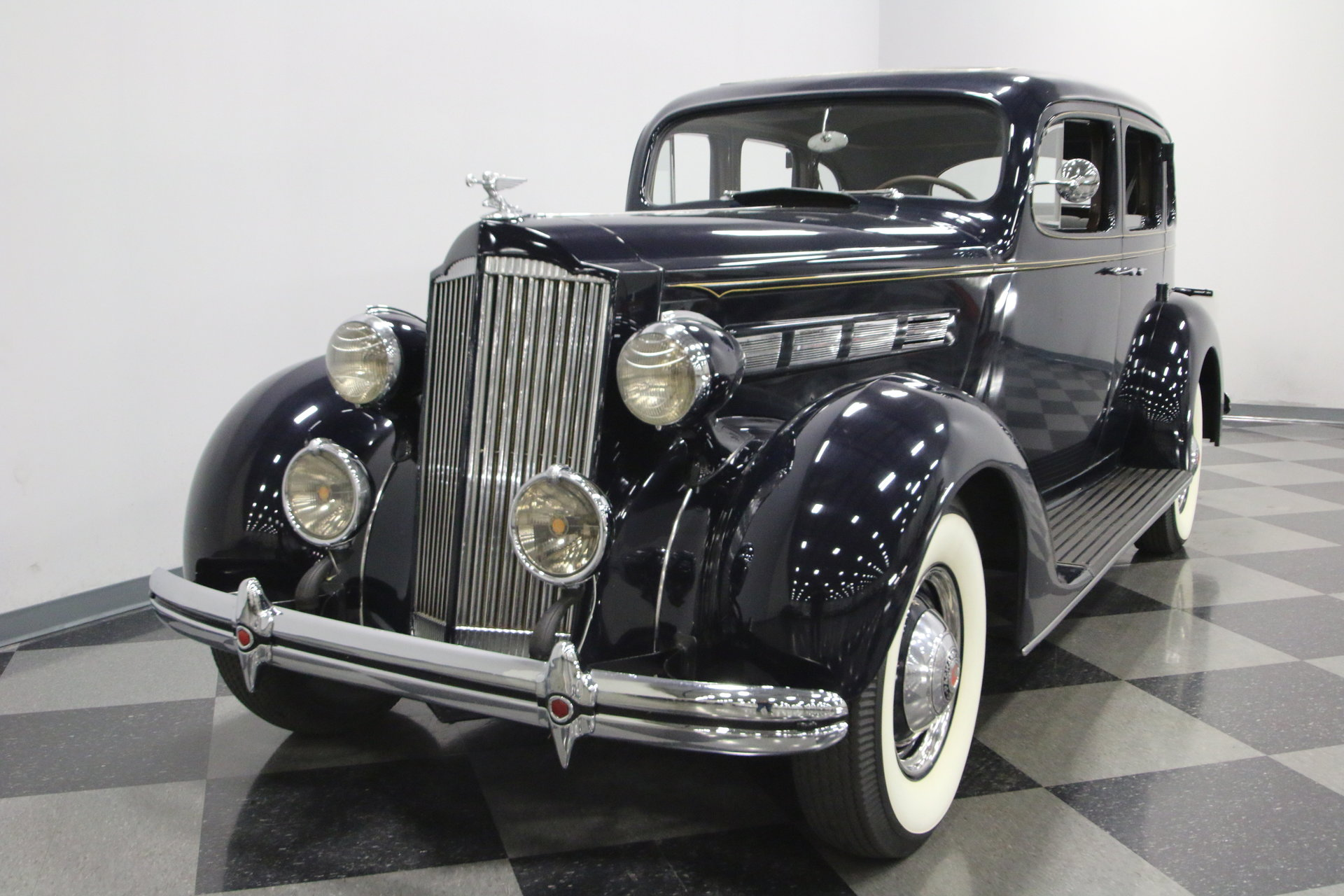 Mercedes Fort Pierce >> 1937 Packard 120 | Streetside Classics - The Nation's Trusted Classic Car Consignment Dealer