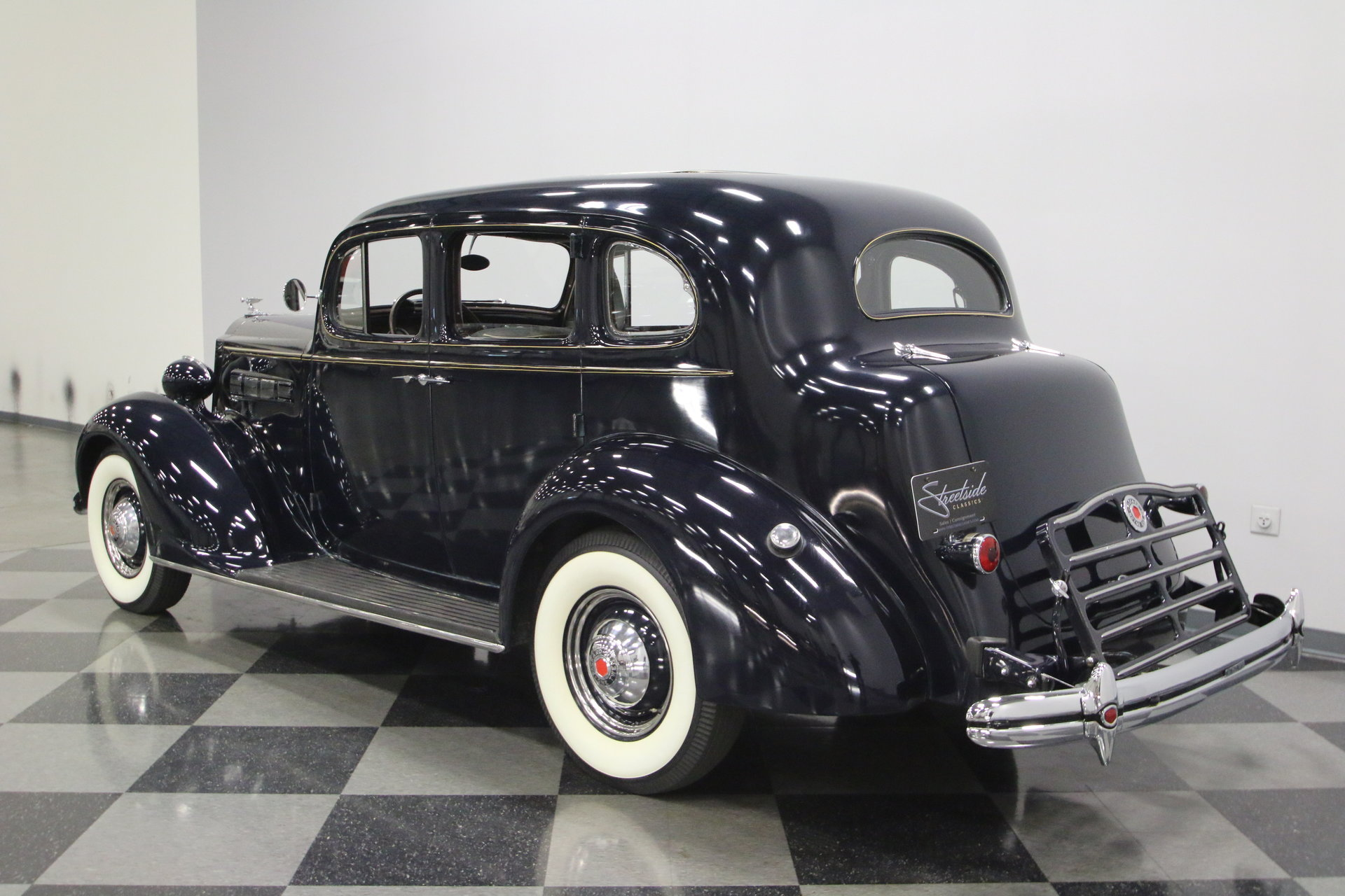Mercedes Benz Of Fort Pierce >> 1937 Packard 120 | Streetside Classics - The Nation's