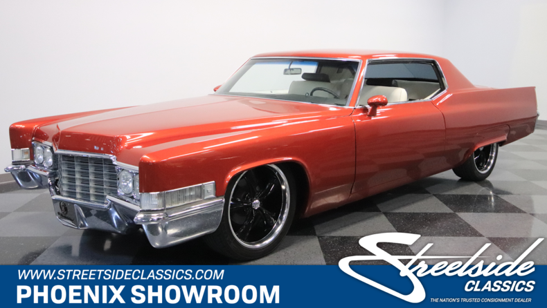 For Sale: 1969 Cadillac DeVille