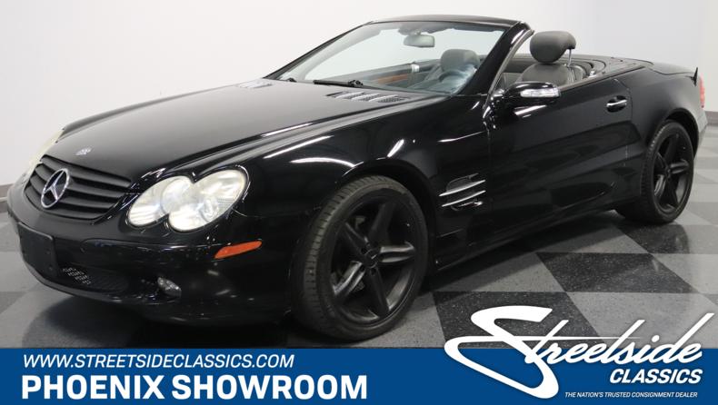 For Sale: 2005 Mercedes-Benz SL500