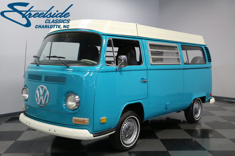 For Sale: 1972 Volkswagen Westfalia Van