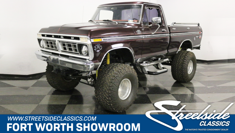 For Sale: 1976 Ford F-150
