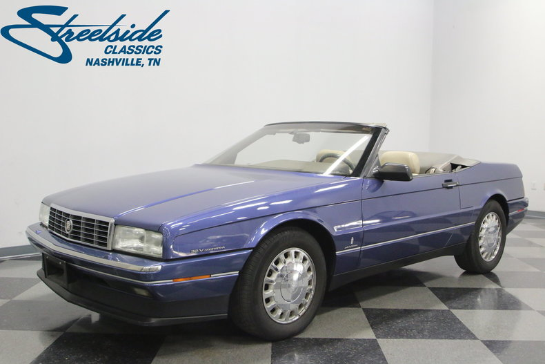 For Sale: 1993 Cadillac Allante